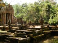 Asisbiz Preah Khan 12th century Khmer Style Northern Gopura Angkor Thom 08