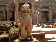 Asisbiz Preah Khan 12th century Khmer Style Northern Gopura Angkor Thom 09