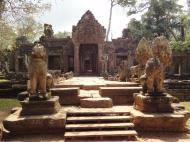Asisbiz Preah Khan 12th century Khmer Style Northern Gopura Angkor Thom 11