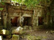 Asisbiz Preah Khan 12th century Khmer Style Southern Gopura Angkor Thom 01