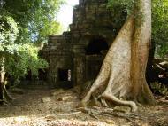 Asisbiz Preah Khan 12th century Khmer Style Southern Gopura Angkor Thom 05