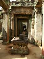 Asisbiz Preah Khan North Temple dedicated to Hindu God Shiva 01