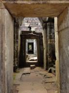 Asisbiz Preah Khan Temple 12th century Khmer Style passageways 02