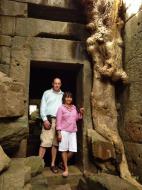 Asisbiz Preah Khan Temple 12th century Khmer Style passageways 07