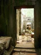 Asisbiz Preah Khan Temple 12th century Khmer Style passageways 15