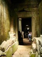 Asisbiz Preah Khan Temple 12th century Khmer Style passageways 16