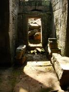 Asisbiz Preah Khan Temple 12th century Khmer Style passageways 21