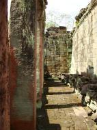 Asisbiz Preah Khan Temple 12th century Khmer Style passageways 29