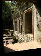 Asisbiz Preah Khan Temple 12th century Khmer Style windows 06