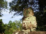 Asisbiz Preah Khan Temple Asura west naga bridge Angkor Thom 05