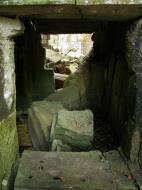 Asisbiz Preah Khan Temple collapsed masonary Preah Vihear province 01