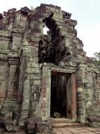 Asisbiz Preah Khan Temple hall of dancers inner Gopura 01