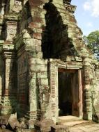 Asisbiz Preah Khan Temple hall of dancers inner Gopura 02