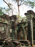 Asisbiz Preah Khan Temple hall of dancers inner Gopura 04