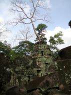 Asisbiz Preah Khan Temple hall of dancers inner Gopura 06