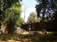 Asisbiz Preah Khan Temple inner laterite walls Preah Vihear province 01