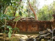 Asisbiz Preah Khan Temple inner laterite walls Preah Vihear province 05