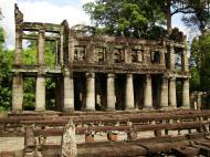 Asisbiz Preah Khan Temple two story victory hall Preah Vihear province 02