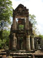 Asisbiz Preah Khan Temple two story victory hall Preah Vihear province 06