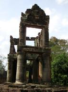 Asisbiz Preah Khan Temple two story victory hall Preah Vihear province 07