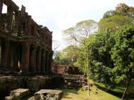 Asisbiz Preah Khan Temple two story victory hall Preah Vihear province 08