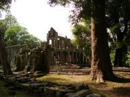 Asisbiz Preah Khan Temple two story victory hall Preah Vihear province 09