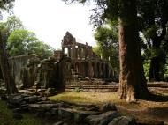 Asisbiz Preah Khan Temple two story victory hall Preah Vihear province 10