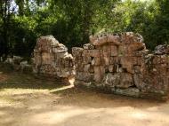 Asisbiz Preah Khan Temple west Gopuram entry tower naga bridge Angkor Thom 19