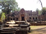 Asisbiz Preah Khan West entrance gopura headless guardians Angkor Thom 02