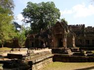 Asisbiz Preah Khan West entrance gopura headless guardians Angkor Thom 05