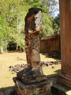 Asisbiz Preah Khan West entrance gopura headless guardians Angkor Thom 10