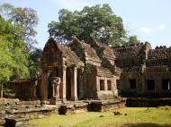 Asisbiz Preah Khan West entrance gopura to Vishnu temple Angkor Thom 04