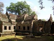 Asisbiz Preah Khan West entrance gopura to Vishnu temple Angkor Thom 05