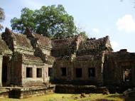 Asisbiz Preah Khan West entrance gopura to Vishnu temple Angkor Thom 06