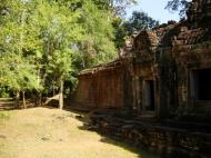 Asisbiz Preah Khan West entrance gopura to Vishnu temple Angkor Thom 08