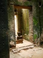 Asisbiz Preah Khan sanctuary headless Buddha Preah Vihear province 01