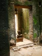 Asisbiz Preah Khan sanctuary headless Buddha Preah Vihear province 02