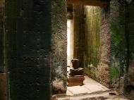 Asisbiz Preah Khan sanctuary headless Buddha Preah Vihear province 03