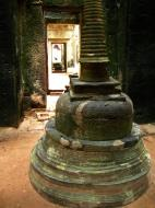 Asisbiz Preah Khan sanctuary headless Buddha and stupa Preah Vihear province 03