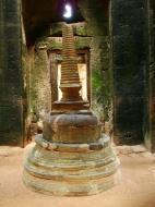Asisbiz Preah Khan sanctuary stupa Angkor Thom Preah Vihear province 02