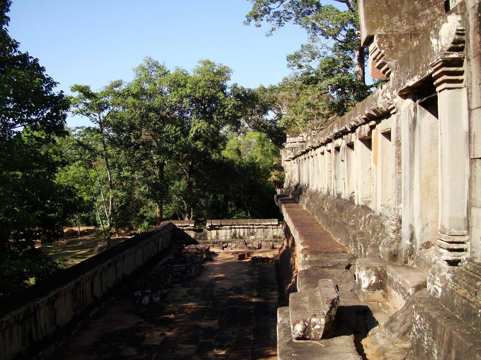 Facing NW Ta Keo Temple mountain Angkor Siem Reap Cambodia 01