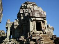 Asisbiz Facing East Ta Keo Temple mountain main tower stairs Angkor 02