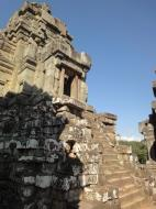 Asisbiz Ta Keo Temple mountain central tower south entrance Angkor 01