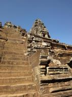 Asisbiz Ta Keo Temple mountain southern entrance stairs Angkor 01