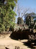 Asisbiz Ta Prohm Temple Rajavihara Tomb Raider W 4 Gopura area 06