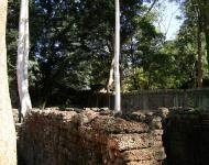 Asisbiz Ta Prohm Tomb Raider Khmer Bayon architecture laterite walls 01