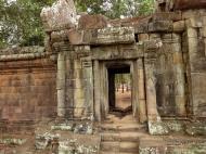 Asisbiz Terrace of the Elephants inner gate Angkor Thom 02