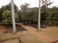 Asisbiz Terrace of the Elephants terrace views Angkor Thom 01