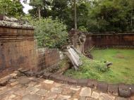 Asisbiz Terrace of the Elephants terrace views Angkor Thom 15