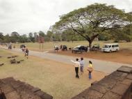 Asisbiz Terrace of the Elephants walled city Angkor Thom 01
